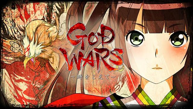 『GOD WARS ~超越時空~』繁體中文版  決定於2017年2月23日與日本同步發售!