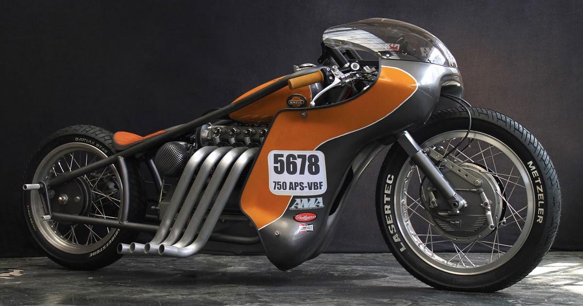 Odins Fury - Gonzo Motorcycles Nimbus Type C