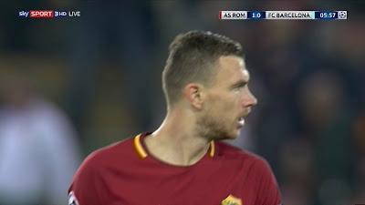 UEFA-08 Roma 3 vs 0 Barcelona 10-04-2018