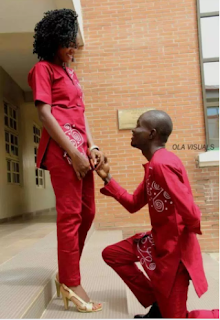 Late Sam Loco Efe's son set to wed, releases pre-wedding photos