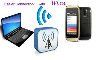 How to Browse on your Laptop Using your Nokia Phone's Wifi
