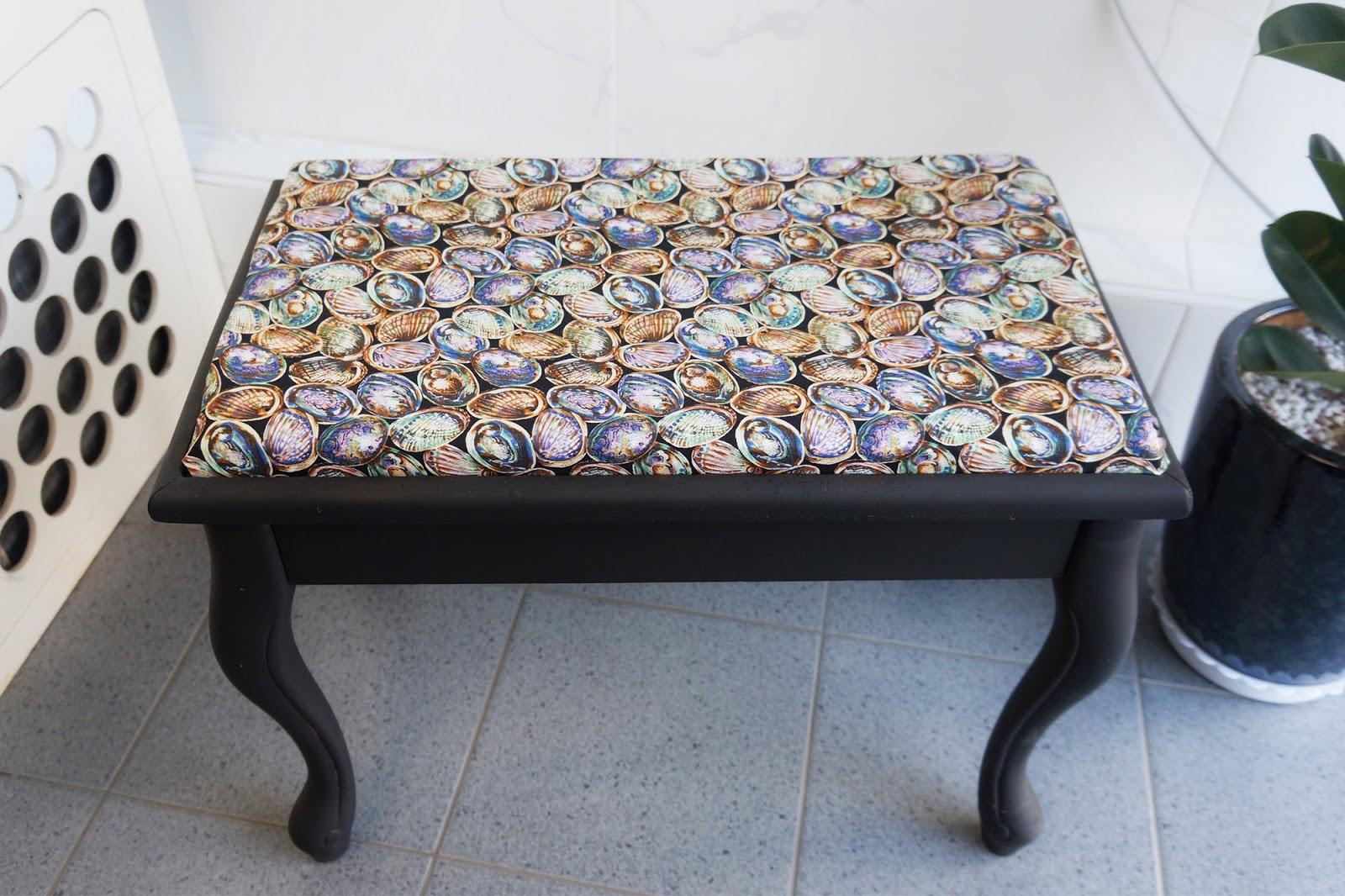DIY Reupholster Piano Chair Theheyheyhey