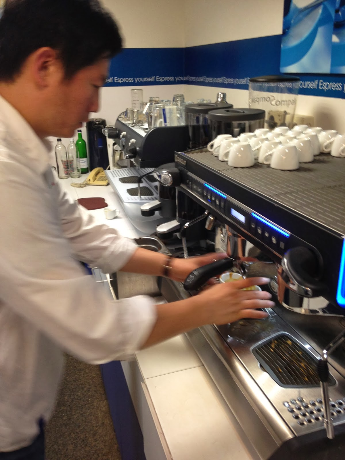 TBA 臺灣咖啡師協會: 國際咖啡品鑑大會 2013 ICT 亞洲 烘焙咖啡豆競賽-臺灣北中南座談會