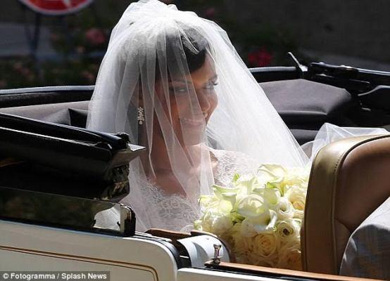 samuel eto wedding pictures