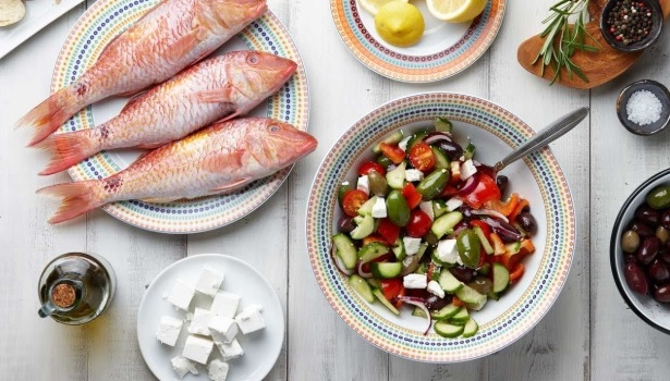 La dieta mediterranea potrebbe prevenire la depressione, secondo studio recente
