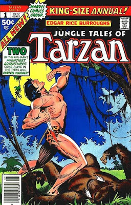 Tarzan Annual #1, Marvel Comics