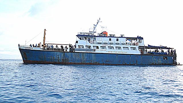 Kemenhub Sediakan Kapal Perintis dari Biak ke Mapia