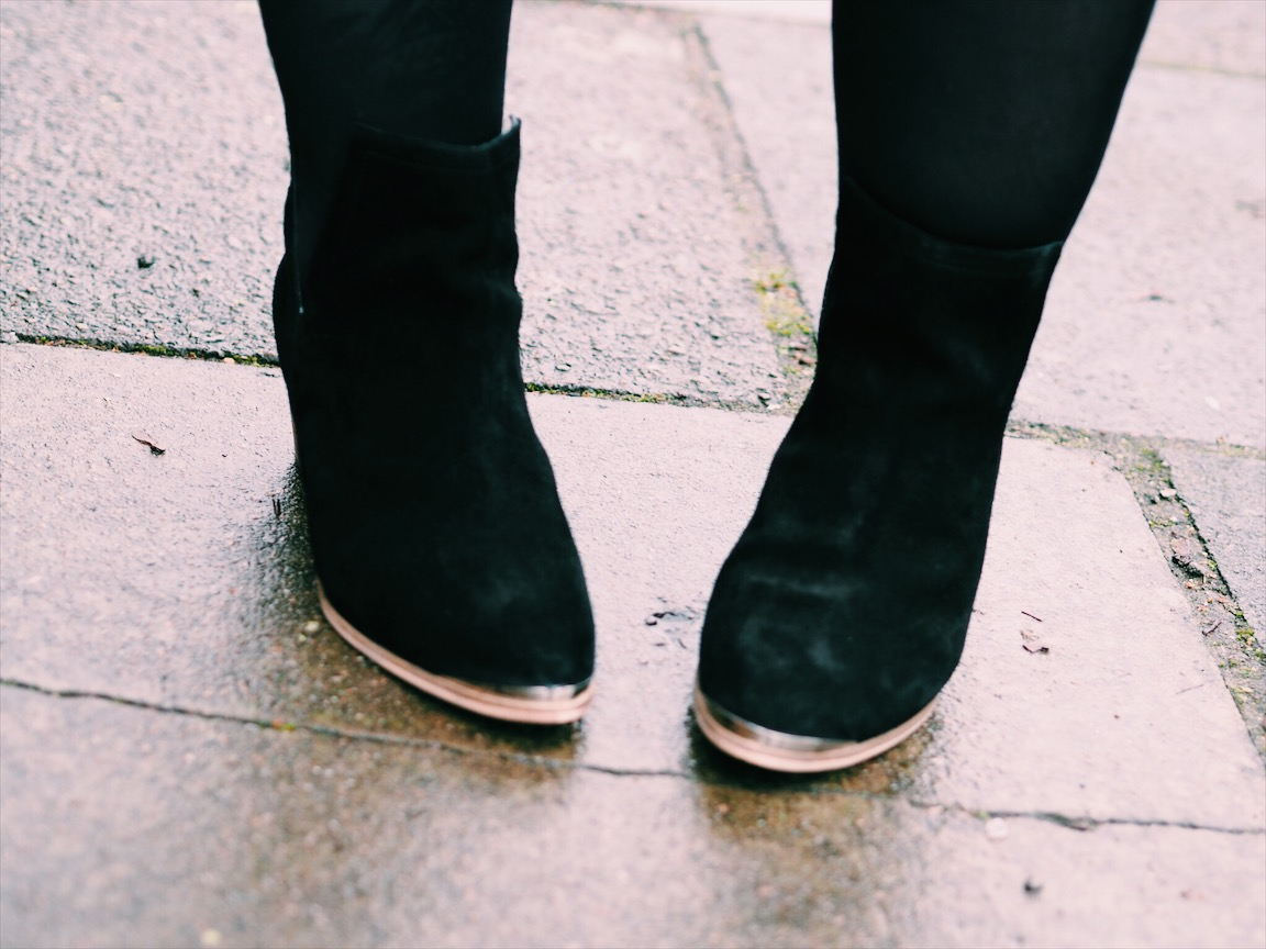 Simply Be Sole Sister Shoe Campaign - Leather Cut Out Boot Review