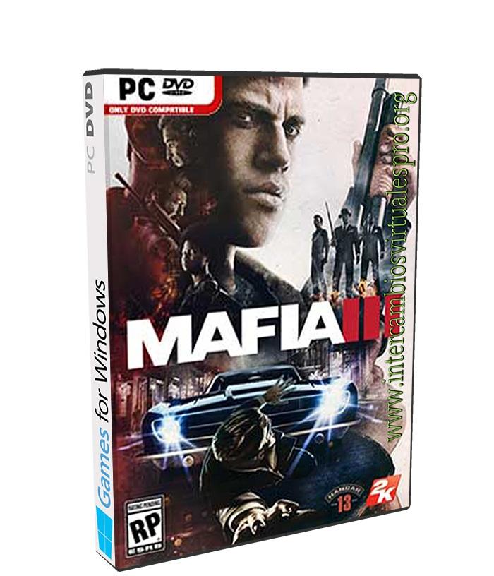 MAFIA III poster box cover