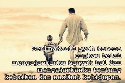 Gambar DP BBM Mutiara untuk Ayah Tercinta