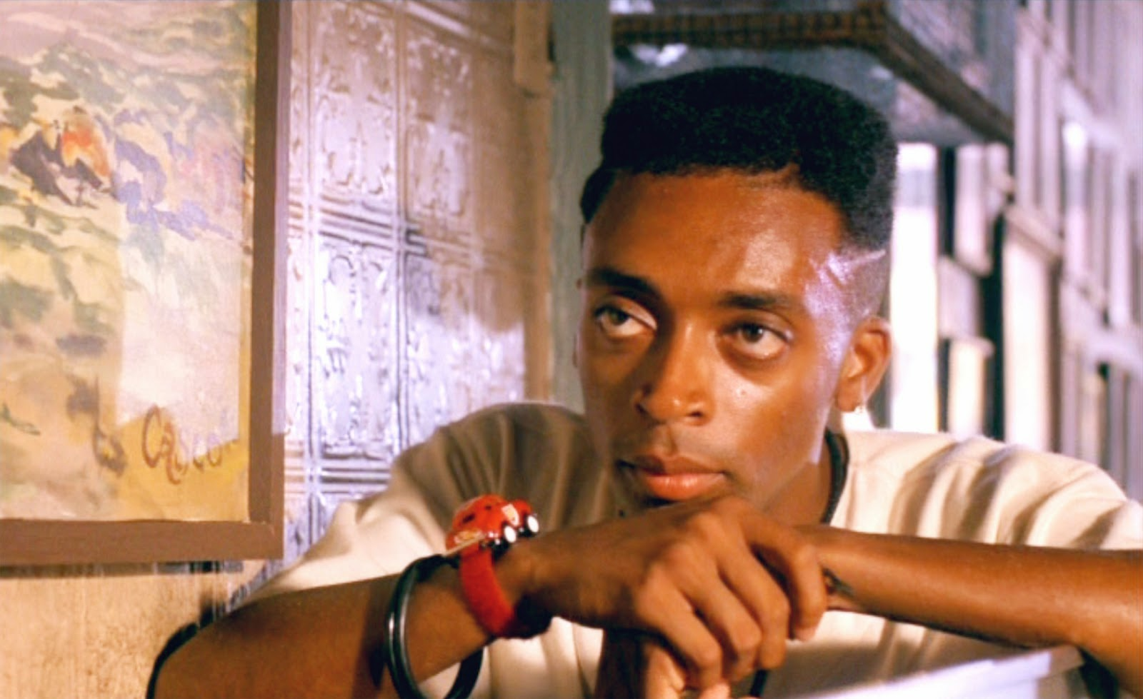 "do the right thing by spike Getting under the skin  thinking about the visual texture of do the right thing, spike lee turned to his cinematographer and said ""i want you to really think about."
