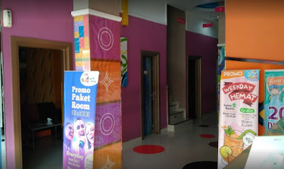 Harga Room NAV Karaoke Keluarga Binjai Supermall