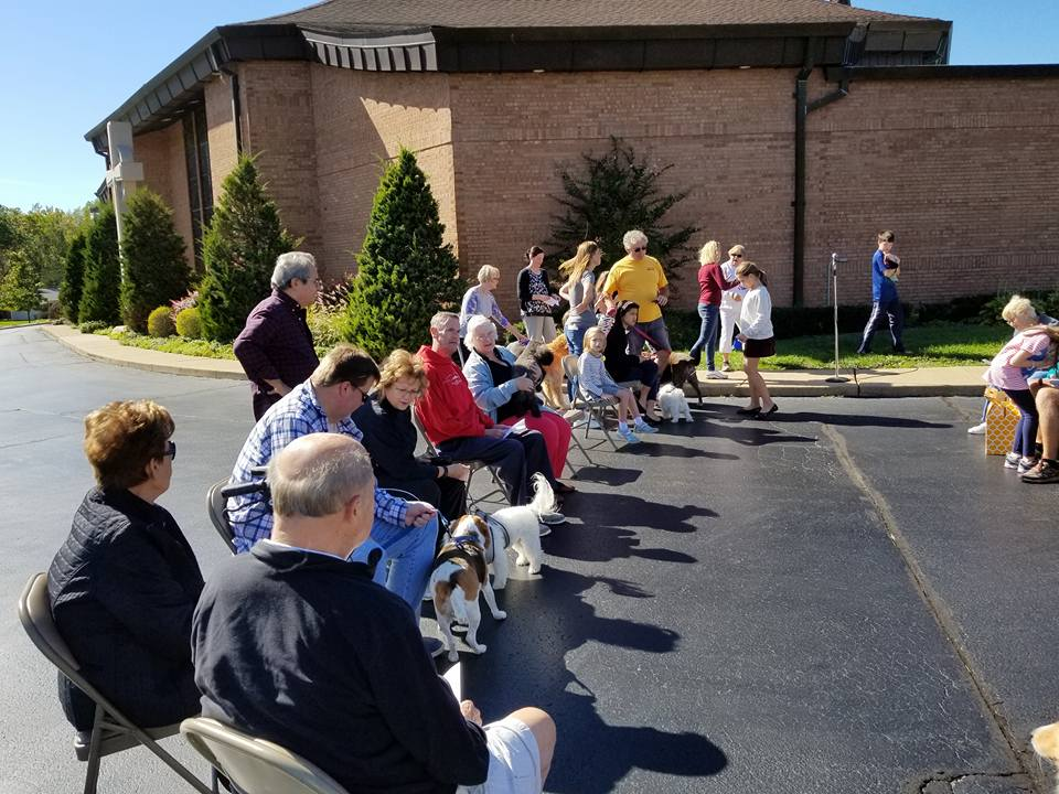 Discover St  Mark: Blessing of the Pets 2017