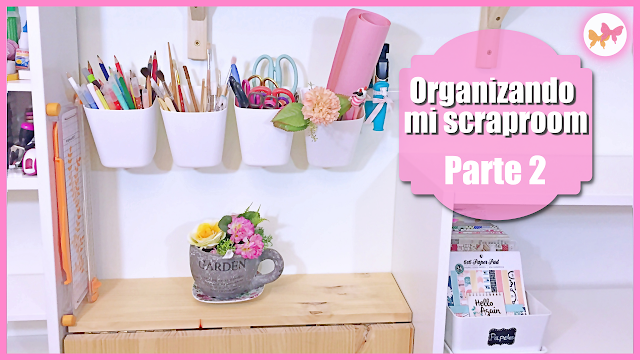 scraproom, vídeo tutoriales de scrapbooking en español