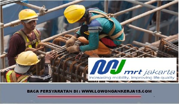 lowongan kerja MRT Jakarta