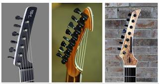 гриф гитары паркер