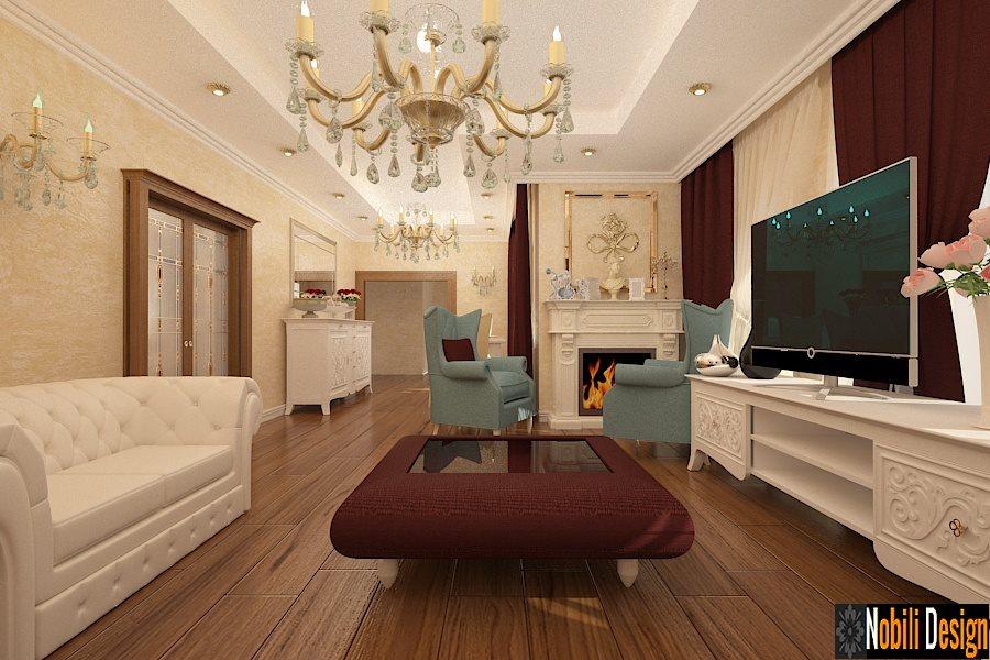 Design interior case clasice - Amenajari interioare Bucuresti | Nobili Interior Design