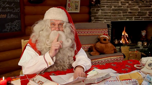 ¿Existe Santa Claus?