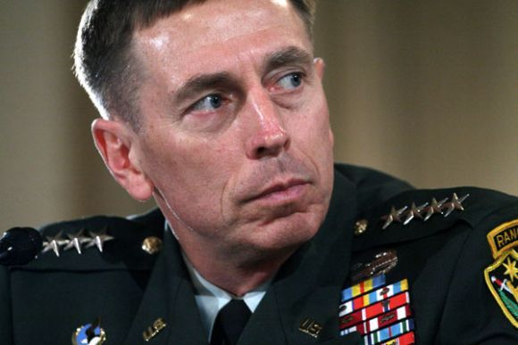 David Howell Petraeus direktur CIA