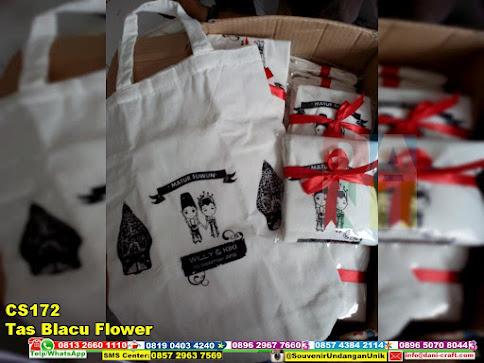 jual Tas Blacu Flower