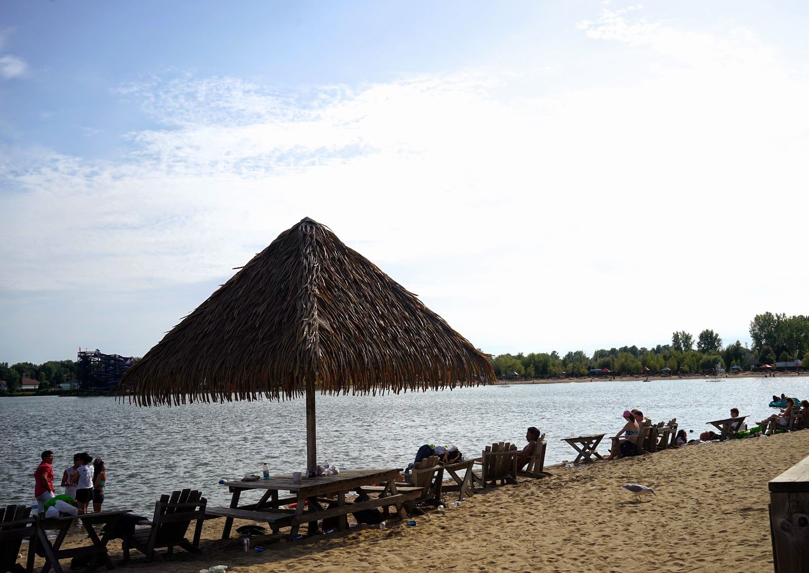 montreal beach
