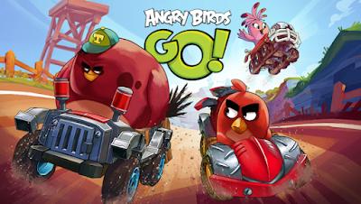 Angry Birds Go Latest Vesion APK