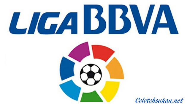 Senarai Penjaring Gol Terbanyak La Liga Sepanyol 2017/2018