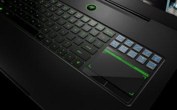 Wallpaper: Razer Blade Ultra-Thin Gaming Laptop