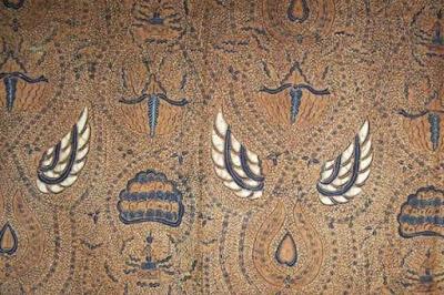 Batik Solo Motif Semen Rante