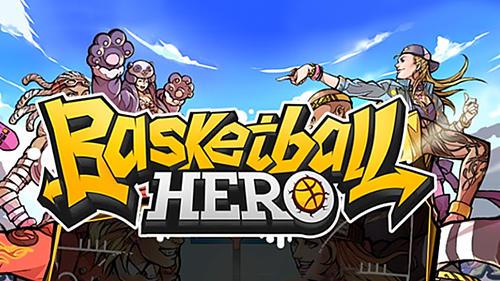 لعبة basketball hero كاملة للاندرويد