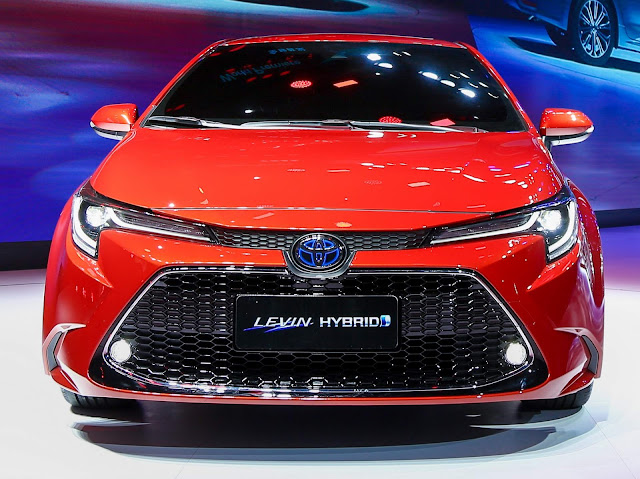 Toyota Corolla Levin 2020