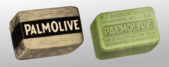 Palmolive Soap 1910