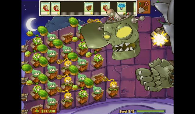 Vocaloids vs Zombies screenshot 3