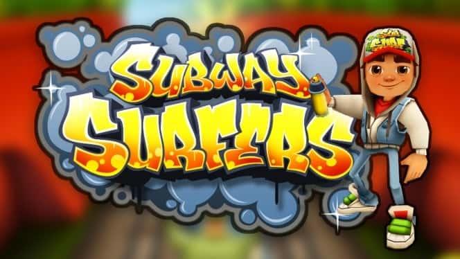 تحميل لعبة صب واي سيرفرس - Subway Surfers