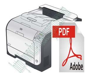 Hp laserjet 400 color m451nw user manual.