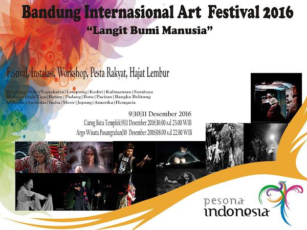 BIAF Bandung 9-11 Desember 2016