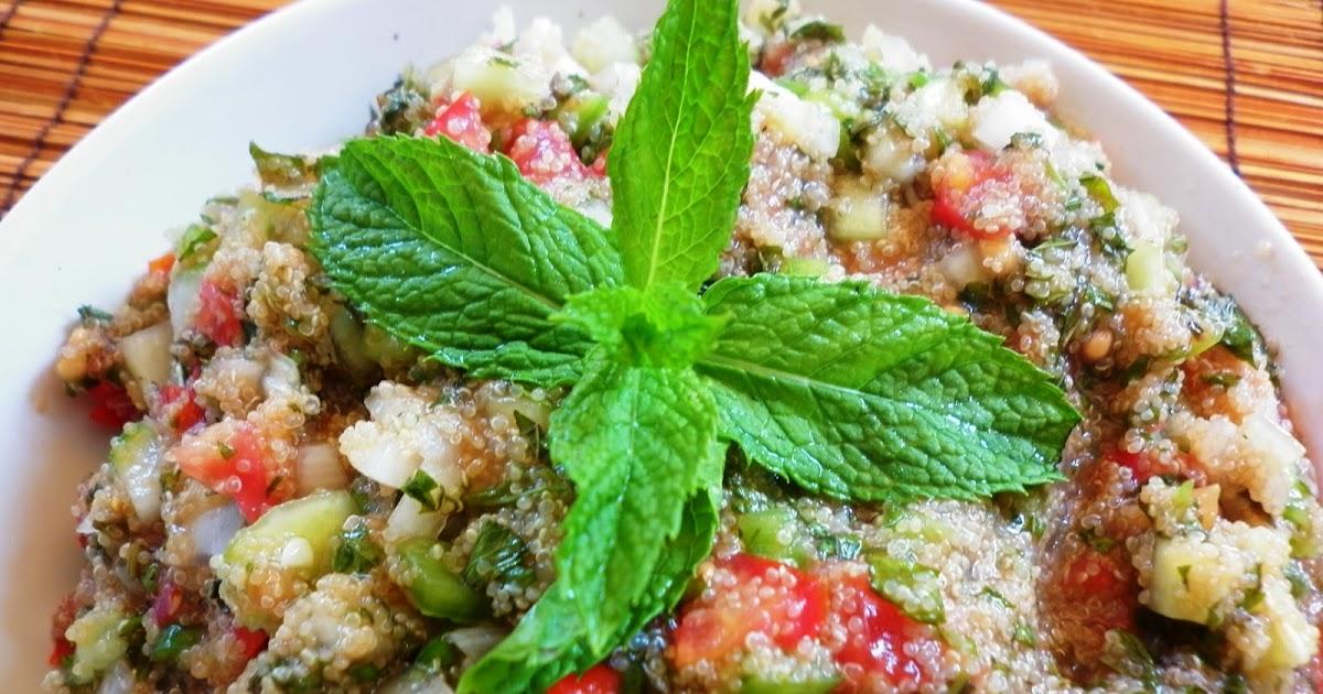 Cocina macrobi tica tabouleh de amaranto for Cocina macrobiotica