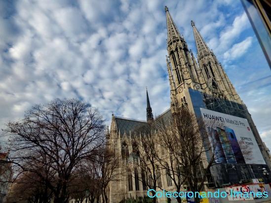 Iglesia Votiva - visitar Viena en 3 días