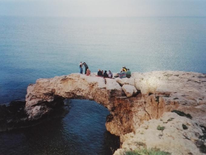 Kypros Agia Napa / Lähinnä Kauempana