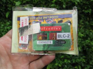 baterai jadul Nokia BLC-2 valentine