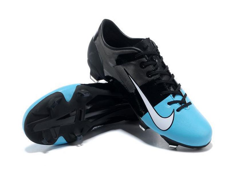 huge discount ea32e e6b59 NIKE GS CONCEPT II Chaussures de Football Pour Homme Noir Blanc Bleu- Chaussures De Football Boutique En Ligne,Lvraison Gratuite!