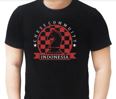 CHESS COMMUNITY BLACK (C001)
