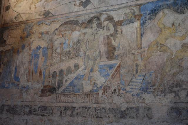 Fresques Qasr Amra