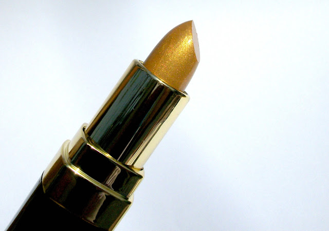 BeautyBigBang Metallic Mermaid Gold Lipstick review