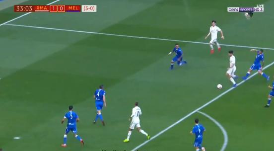 ملخص واهداف  مباراة ريال مدريد ومليلية 6 - 1 الخميس  05-12-2018 كأس ملك إسبانيا