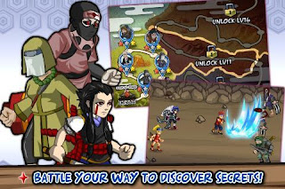 ninja saga unlimited gold and tokens apk