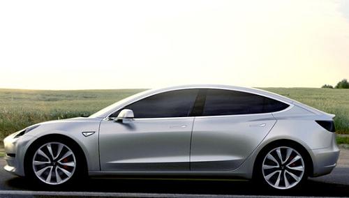 Daftar Harga Terbaru Mobil Listrik Tesla Type 3