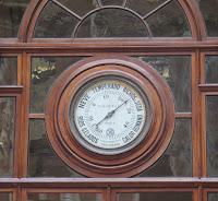 Oporto Palacio de la Bolsa, Detalle reloj