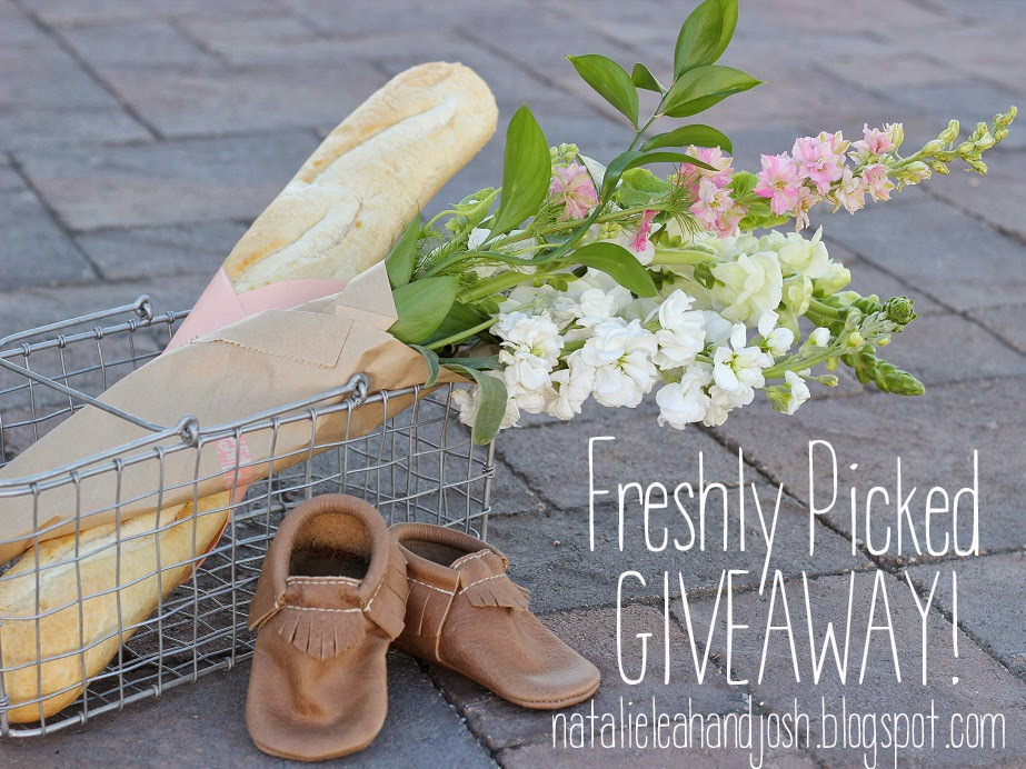 A Mama In Love Freshly Picked Giveaway