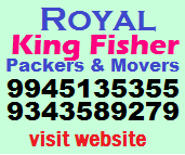 Royal King Fisher Packers and Movers